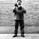 &quot;Ai Weiwei: According to What?&quot; (11) Ai Weiwei, first panel of the triptych Dropping a Han Dynasty Urn, 1995/2009. Image courtesy of the artist.