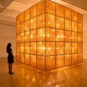 &quot;Ai Weiwei: According to What?&quot; (1) Ai Weiwei, Cube Light, 2008. Photo: Cathy Carver.