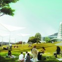 Visionary Concept for Science Campus (6) Courtesy of AllesWirdGut Architektur