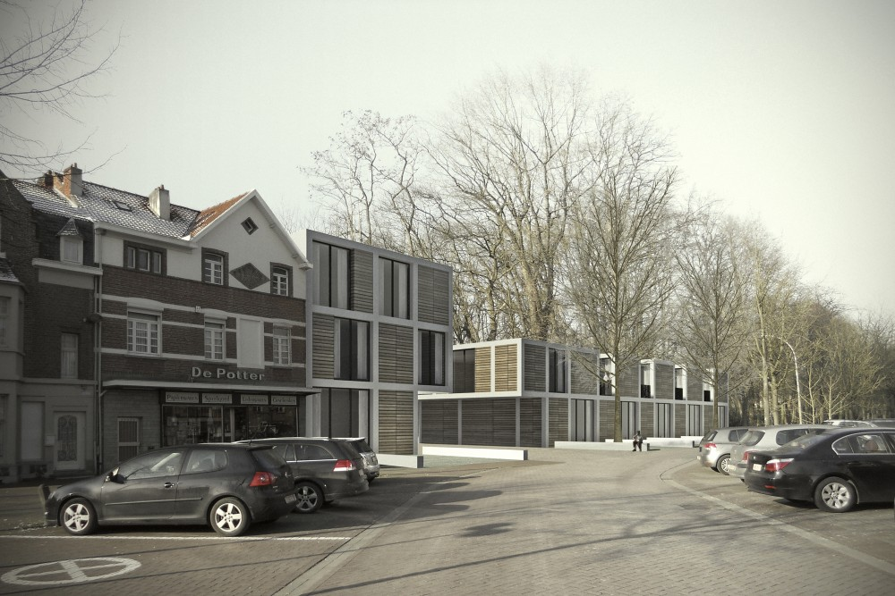 Officierenwijk Residential Zone Winning Proposal / META Architectuurbureau