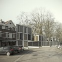 Officierenwijk Residential Zone Winning Proposal (2) Courtesy of META Architectuurbureau