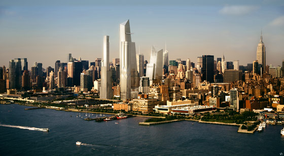 Hudson Yards&#8217; Long Awaited Makeover