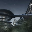 Huangshan Mountain Village (5) Courtesy of MAD Architects