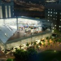 Bukit Panjang Hawker Center International Competition Entry (1) Courtesy of Materium