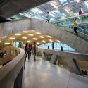 2013 United States Best Architecture Schools Milstein Hall at Cornell University / OMA  Matthew Carbone