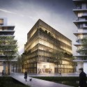 Kaufman & Broad Office Building Winning Proposal (1) © A2STUDIO