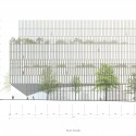 Kaufman & Broad Office Building Winning Proposal (14) facade