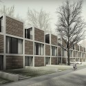 Officierenwijk Residential Zone Winning Proposal Courtesy of META Architectuurbureau