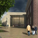 New Museum for Realistic Art for Hans Melchers (3) Courtesy of Hans van Heeswijk Architects