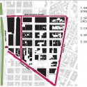 Masterplan for Hudson Square Streetscape Improvements (8) plan 02 / Courtesy of Mathews Nielsen Landscape Architects