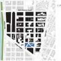 Masterplan for Hudson Square Streetscape Improvements (9) plan 03 / Courtesy of Mathews Nielsen Landscape Architects