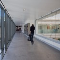Logan Center for the Arts, University of Chicago / Tod Williams Billie Tsien & Associates (15) 2nd Floor Main Street © Tom Rossiter