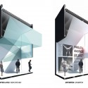 Proposal for an Urban Itinerary (4) Courtesy of Comac Architects