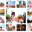 Proposal for an Urban Itinerary (2) Courtesy of Comac Architects