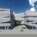 Jiading Office Complex Proposal (8) Courtesy of Tongji Architectural Design and Research Institute