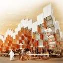 Market Square Cover Competition Entry (1) Courtesy of Michael Labory & Bertrand Schippan