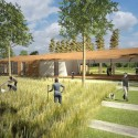 Artist Residence Competition Entry (5) Courtesy of Talmon Biran Architecture Studio