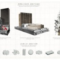 "Winners of the Future Prentice Competition Announced (6) Second Prize: ""Superimpositions: Prentice as Additive Icon"""
