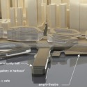 North Point Harbour Urban Planning Concept Winning Proposal (4) Courtesy of Chris Y. H. Chan + Stephanie M. L. Tan