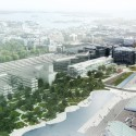 Light Forest: Helsinki Central Library Competition Entry (1) © +imgs