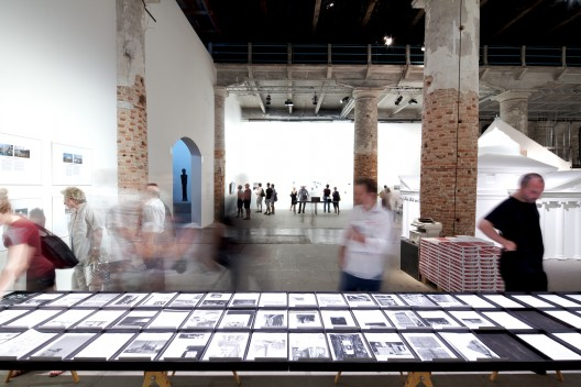 Book of Copies at Museum of Copying, Venice Biennale © Nico Saieh