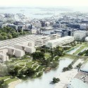 Helsinki Central Library Competition Entry (1) © Jigen