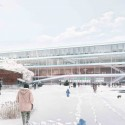 Helsinki Central Library Competition Entry (6) © Jigen