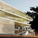 Helsinki Central Library Competition Entry (8) © Jigen