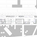 Helsinki Central Library Competition Entry (14) ground floor plan