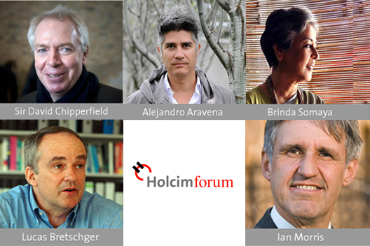 "4th International Holcim Forum ""Economy of Sustainable Construction"""