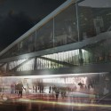 Helsinki Central Library Competition Entry (5) Courtesy of OODA