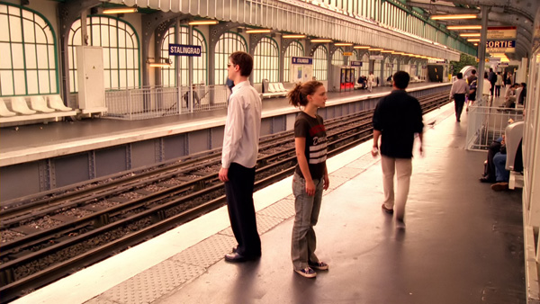 "Films & Architecture: ""Paris, I Love You"""