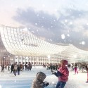 Helsinki Central Library Competition Entry (1) © Labtop