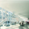 Helsinki Central Library Competition Entry (5) © Labtop