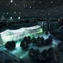 Helsinki Central Library Competition Entry (3) © Labtop