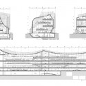 Helsinki Central Library Competition Entry (9) sections
