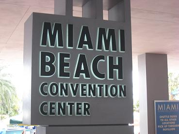 BIG and OMA Neck-to-Neck For Miami Beach Convention Center