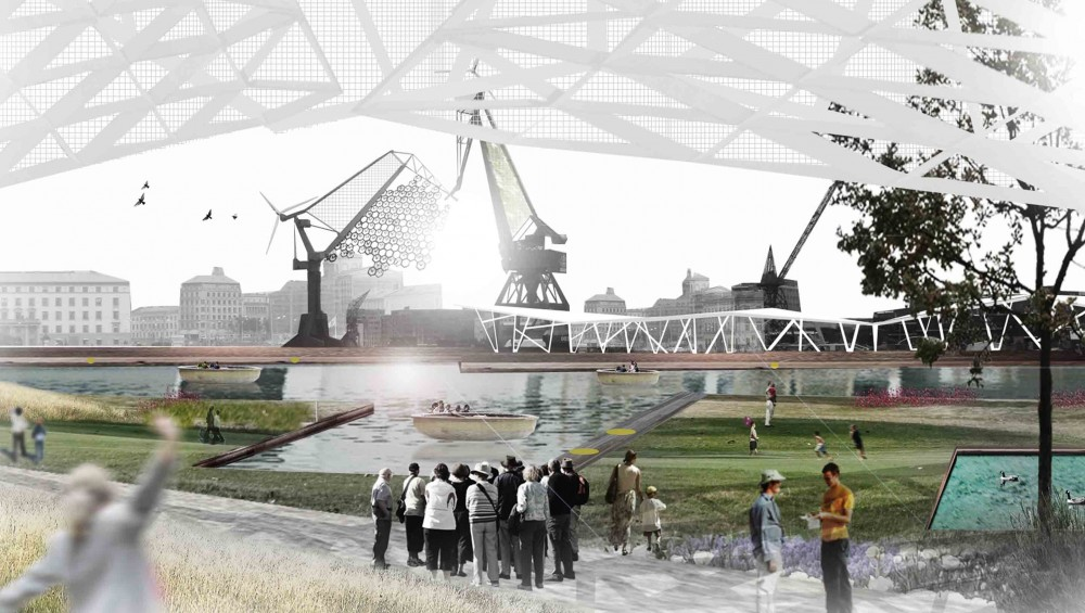 Active Cranes Research Proposal / JAPA