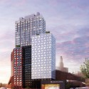 Modular Residential Tower To Be Built at Atlantic Yards (1)  SHoP Architects