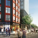 Modular Residential Tower To Be Built at Atlantic Yards (3)  SHoP Architects