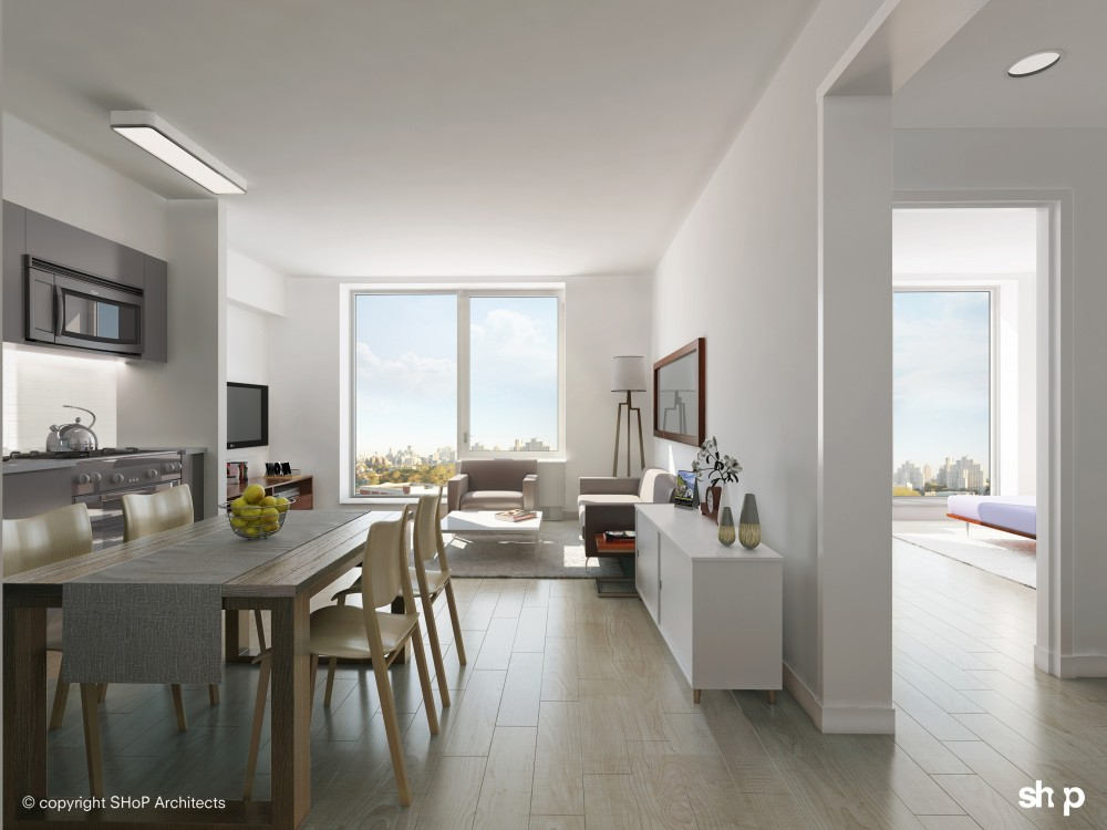 Modular Residential Tower To Be Built at Atlantic Yards