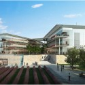New Global Hub for Biomedical Research (2) Courtesy of HOK