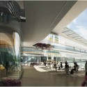 New Global Hub for Biomedical Research (4) Courtesy of HOK