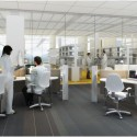 New Global Hub for Biomedical Research (5) Courtesy of HOK