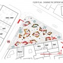 Sustainable Market Square Competition Entry (4) floor plan (day time)