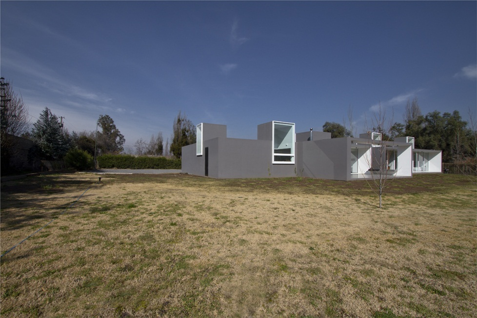 Lucernas House / 01 Arq