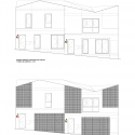Two Social Housing, Miguel Sesmero Tower / GAas architecture studio Elevation 01