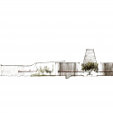 Under Construction: Cinema Museum / TALLER Mauricio Rocha+Gabriela Carrillo Elevation 01