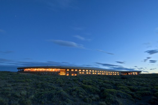 Hotel Tierra Patagonia / Cazu Zegers Arquitectura Courtesy of Cazu Zegers Arquitectura