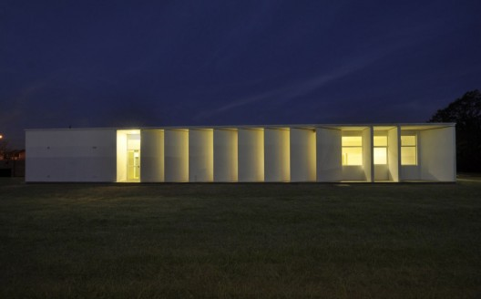 Laboratory Building - Ramn Carrillo / Moscato Schere Todo Terreno + MS+ DPF UNLa  Manuel Ciarlotti